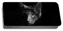 Shadow Cat Portable Battery Charger