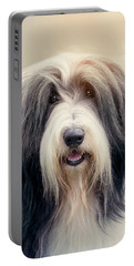 Shaggy Dog Portable Battery Charger