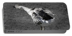 Portable Battery Charger featuring the photograph Shake It Out by Phyllis Denton