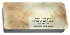 Shakespeare In Love Portable Battery Charger