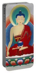Shakyamuni Buddha  Portable Battery Charger