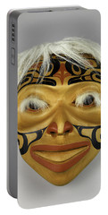Shaman's Mask Portable Battery Charger