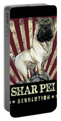 Shar Pei Revolution Portable Battery Charger