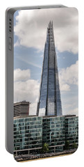 Shard Building In London Portable Battery Charger