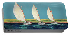 Shared Tack Portable Battery Charger