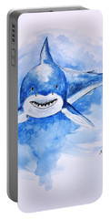 Shark Portable Battery Charger by Edwin Alverio