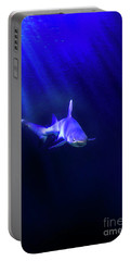 Portable Battery Charger featuring the photograph Shark by Jill Battaglia