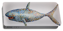 Shark Portable Battery Charger by Tamyra Crossley