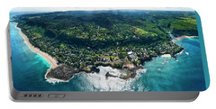Sharks Cove Overview. Portable Battery Charger
