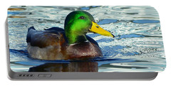 Sharp Duck Portable Battery Charger