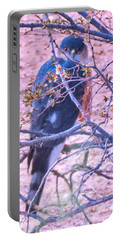 Sharp-shinned Hawk Hunting In The Desert 2 Portable Battery Charger