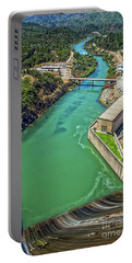 Shasta Lake Dam Portable Battery Charger