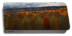 Shawangunk Mountains Hudson Valley Ny Portable Battery Charger