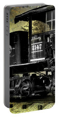 Shay Locomotive 2 Portable Battery Charger by Mike Eingle