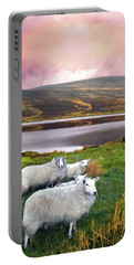 Sheep Of Donegal Portable Battery Charger