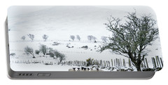 Sheep Shelter  Portable Battery Charger