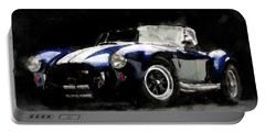 Shelby Cobra - 07 Portable Battery Charger