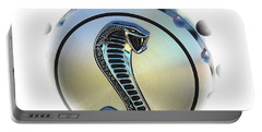 Shelby Cobra Art Portable Battery Charger