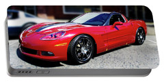 Shelby Corvette Portable Battery Charger