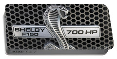 Shelby F150 Truck Emblem Portable Battery Charger