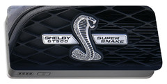 Shelby Gt 500 Super Snake Portable Battery Charger