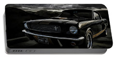 Shelby Gt350h Rent-a-racer Portable Battery Charger