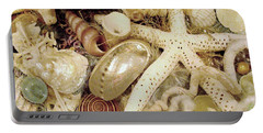 Shell Collection Portable Battery Charger