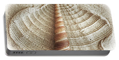 Shell In The Sand Portable Battery Charger