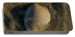 Shell On The Beach  Portable Battery Charger