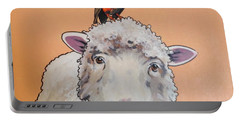 Shelley The Sheep Portable Battery Charger