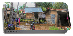 Shelter Home Cambodia Siem Reap I Portable Battery Charger