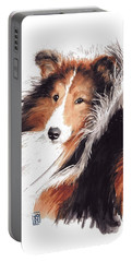 Sheltie Portable Battery Charger