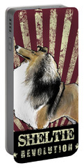 Sheltie Revolution Portable Battery Charger