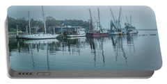Shem Creek Fog Portable Battery Charger