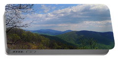 Portable Battery Charger featuring the photograph Shenandoah Skies by Lynda Lehmann