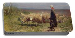 Shepherdess Portable Battery Charger
