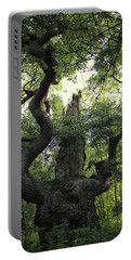 Sherwood Forest Portable Battery Charger by Martin Newman