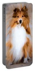 Shetland Sheepdog - Sheltie Portable Battery Charger