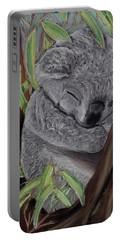 Shhhhh Koala Bear Sleeping Portable Battery Charger