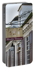 Shields Tavern Sign Portable Battery Charger