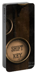 Shift Key Portable Battery Charger