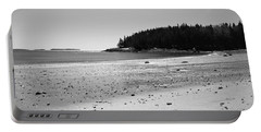 Portable Battery Charger featuring the photograph Shimmering Sand by Corinne Rhode