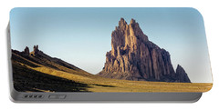 Shiprock 3 - North West New Mexico Portable Battery Charger