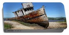 Shipwreck Portable Battery Charger by Jason Abando