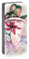 Shiraz Orchid II Portable Battery Charger