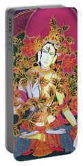 Shiva Shakti Yin And Yang Portable Battery Charger