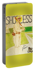 Shoeless Joe Jackson Portable Battery Charger