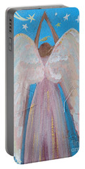 Shooting Star Angel Portable Battery Charger