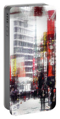 Shopping Downtown Portable Battery Charger