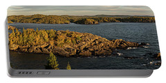 Shores Of Pukaskwa Portable Battery Charger